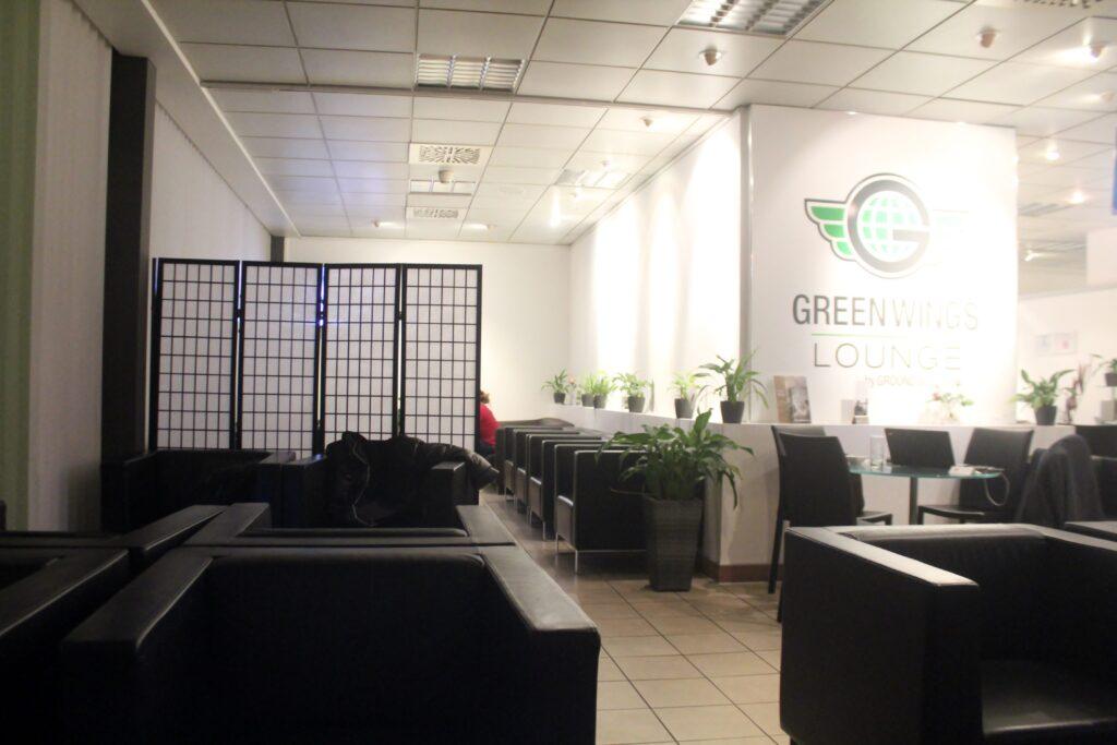 Green Wings Lounge, Berlin Schönefeld