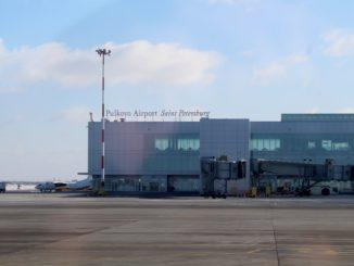 Making an international transfer at St Petersburg Pulkovo airport