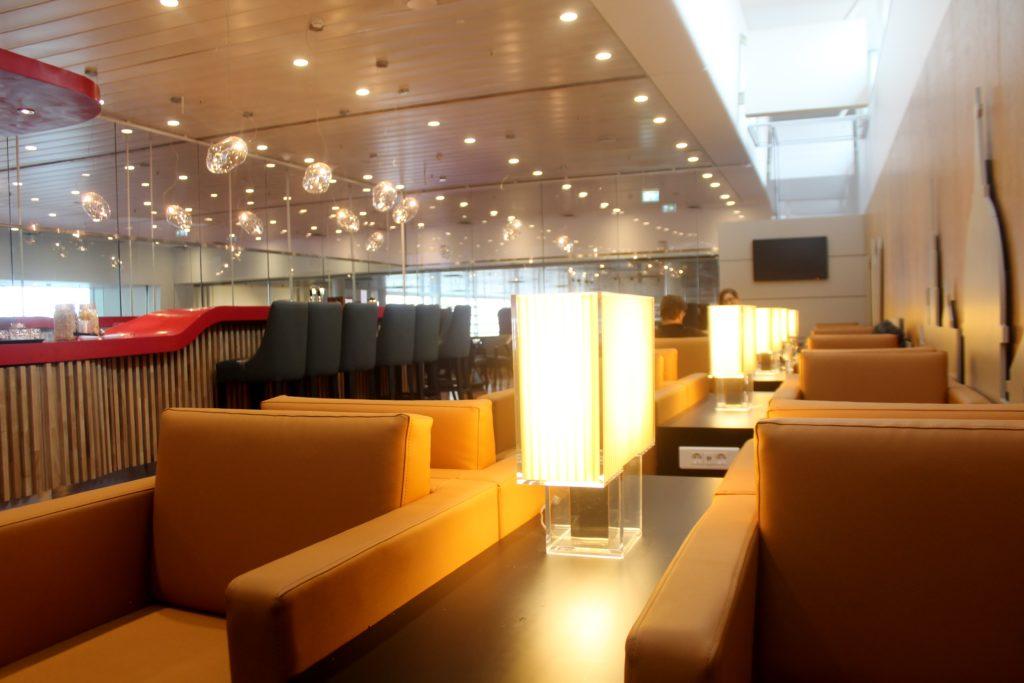 Primeclass Lounge, Copenhagen