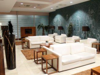 TAAG First Class Lounge Luanda
