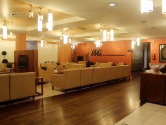TAAG business class Lounge, Luanda