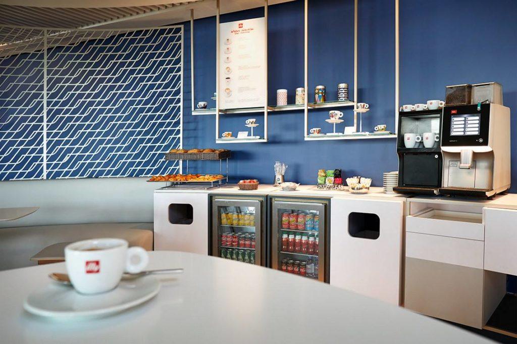 The new Air France Lounge at Paris CDG Terminal 2G