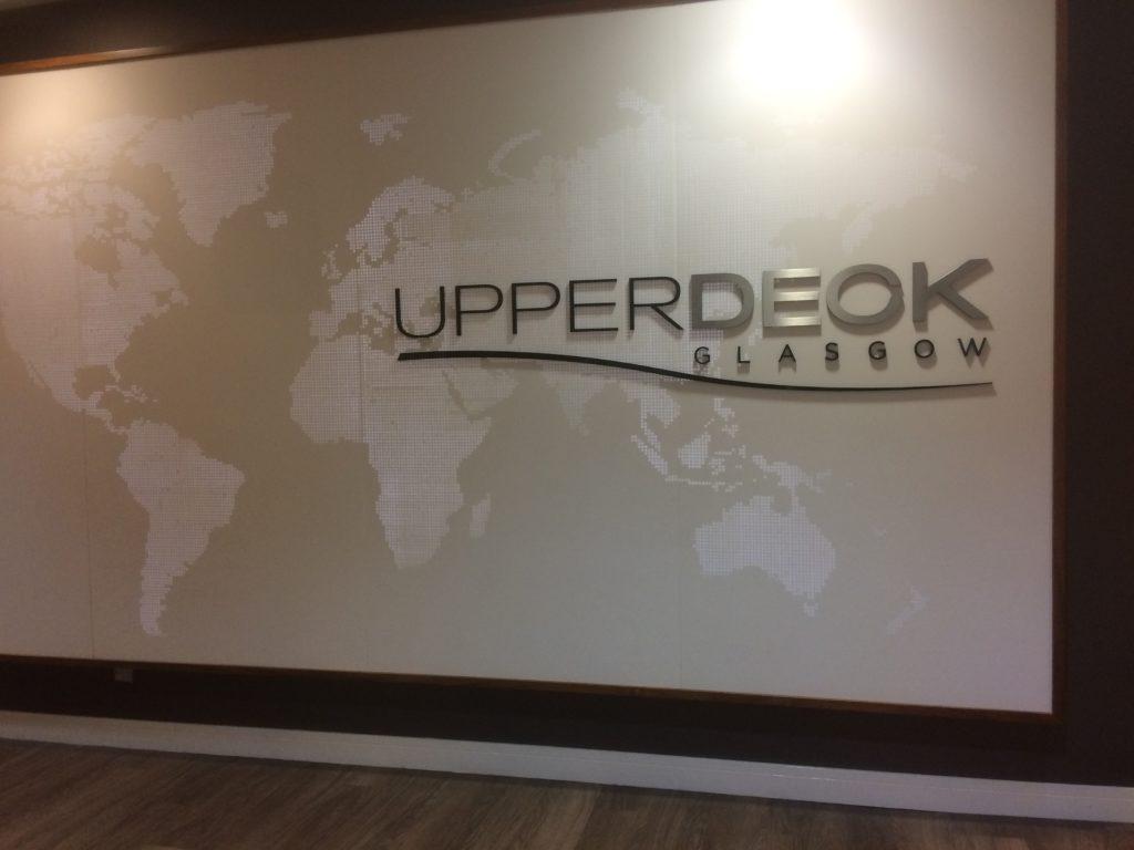 Upperdeck Lounge, Glasgow