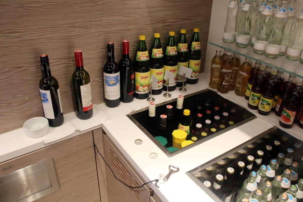ÖBB Lounge, Wien Hbf, Vienna