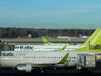 Air Baltic Business Class Riga-Milan Malpensa