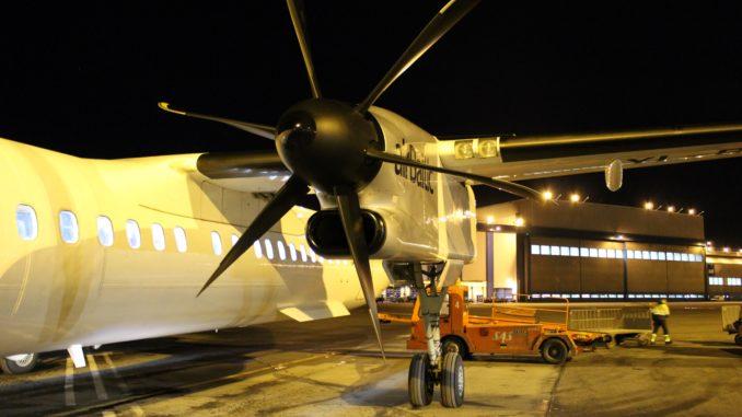Air Baltic Business Class Stockholm Arlanda-Riga