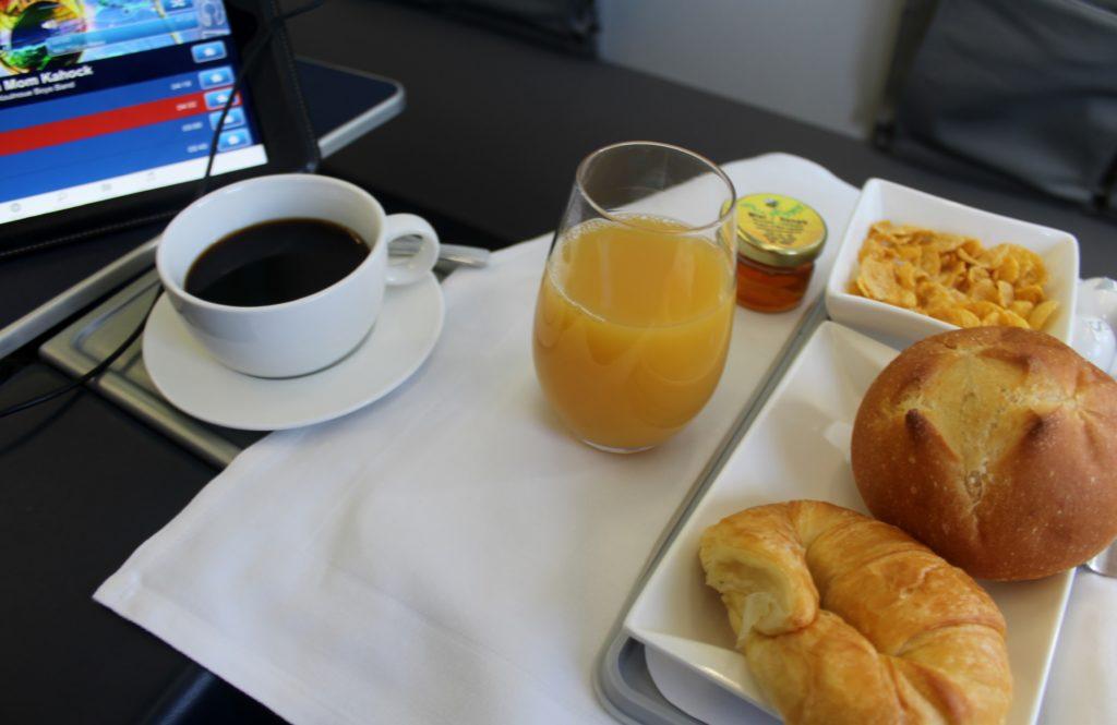 Air Calin Business Class Noumea-Sydney