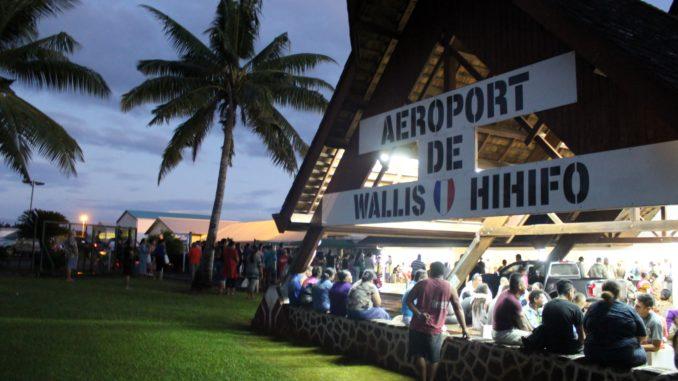 Aircalin Business Class Wallis Island-Noumea