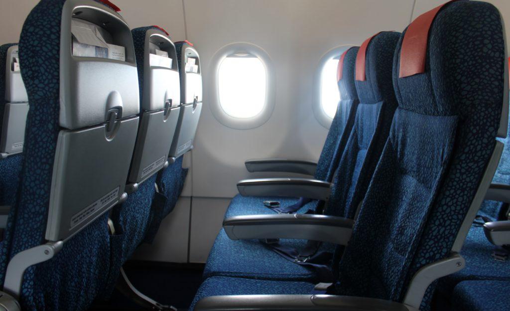Air Calin Economy Class Nadi-Wallis