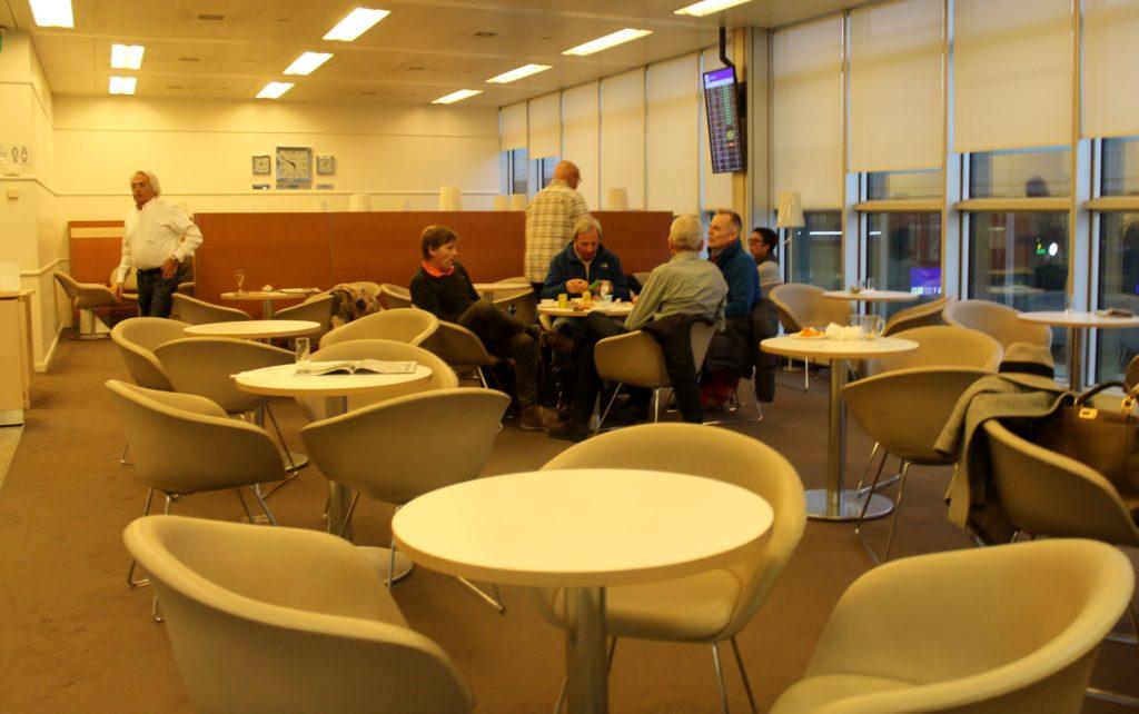 Air France Lounge, Geneva