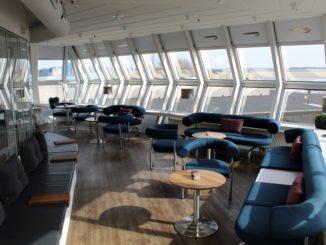 British Airways Aarhus Lounge