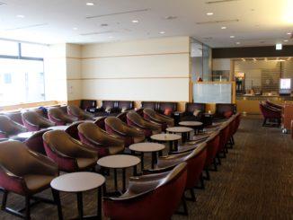 JAL Japan Airlines Domestic Lounge, Tokyo Narita, terminal 2