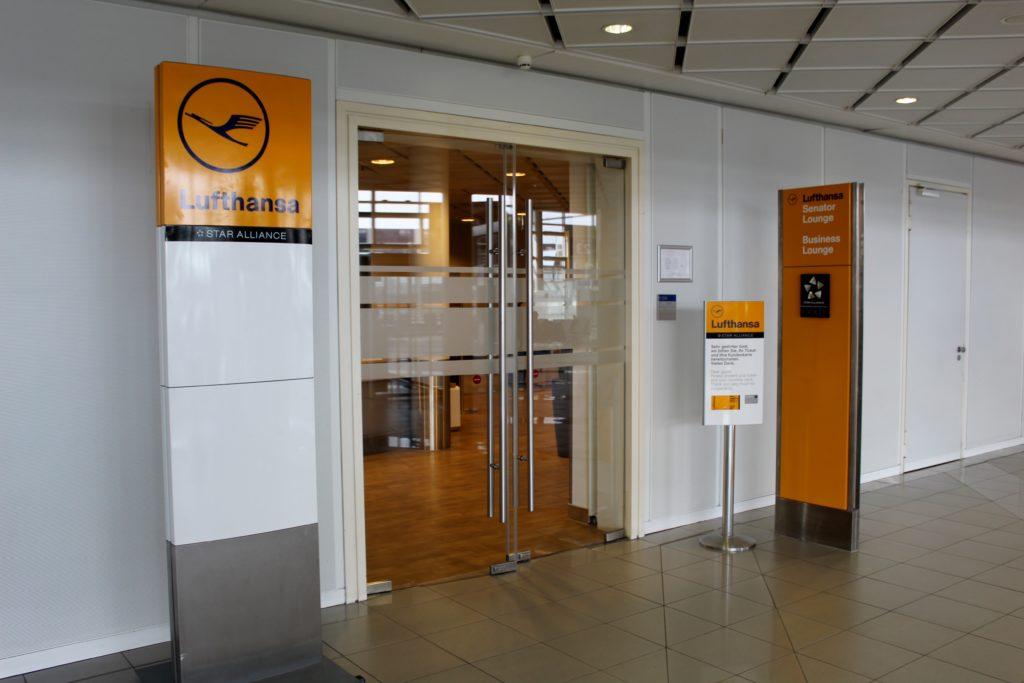 Lufthansa Business Lounge, Leipzig