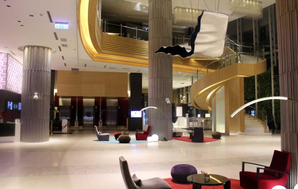 Novotel Taipei Taoyuan International Airport Hotel
