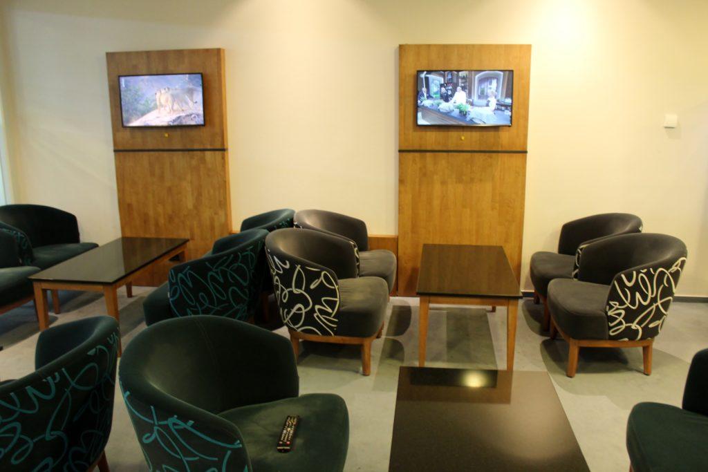 Primeclass Lounge, Leipzig
