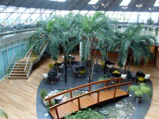 Skyview Lounge, Basel EuroAirport