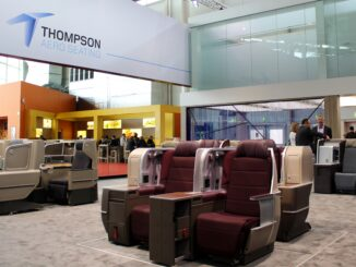 Thompson Aero aircraft seats