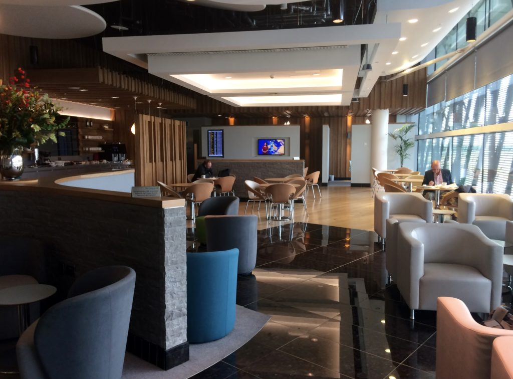 Aer Lingus Gold Circle Lounge, London Heathrow