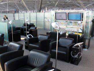 Airport Lounge, Cologne Bonn, Terminal 2