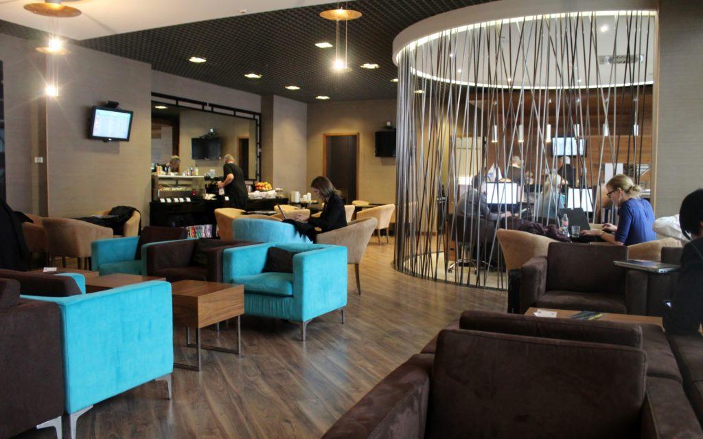 Celebi Platinum Lounge Budapest Terminal 2A