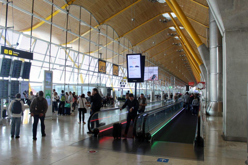 Iberia Business Class Madrid-Lisbon