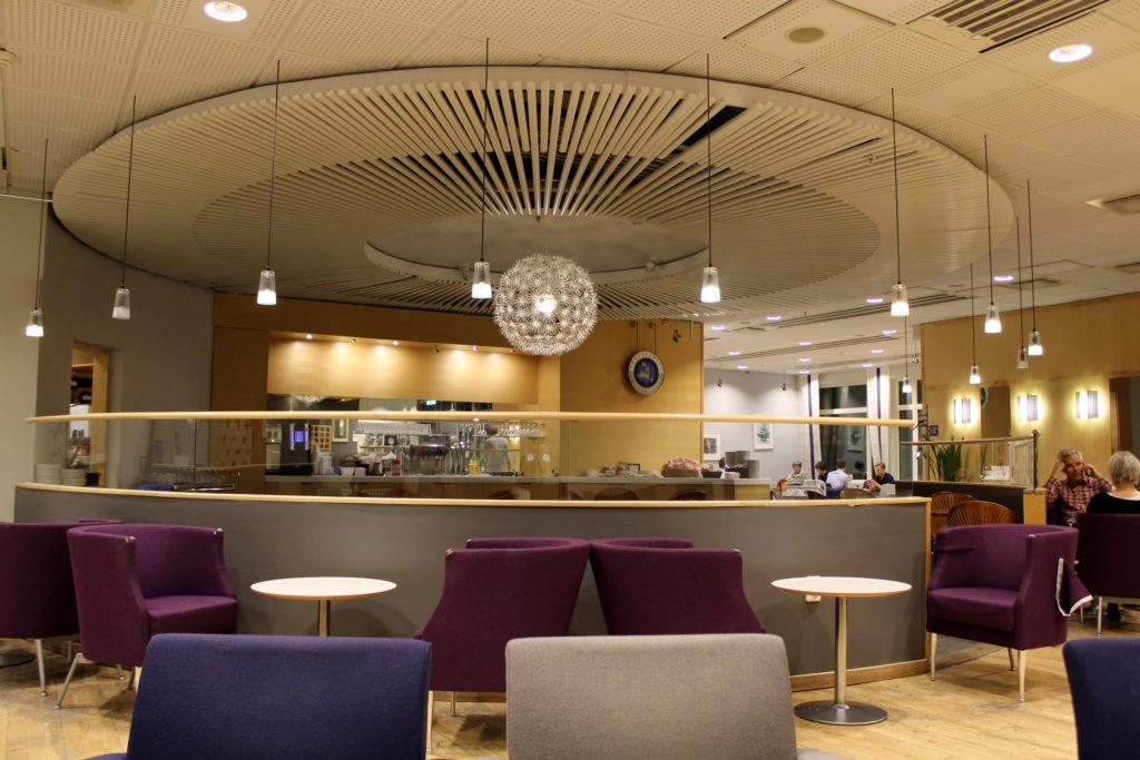 Menzies Business Lounge, Stockholm Arlanda terminal 5