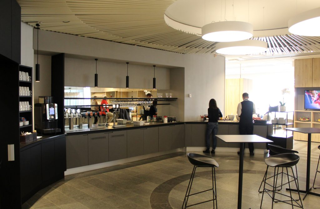 Norrsken Lounge, Stockholm Arlanda, terminal 5