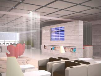 Air Berlin Lounge Berlin Brandenburg