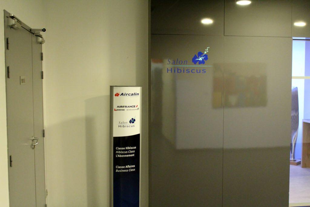Air Calin Hibiscus Lounge, Noumea La Tontouta