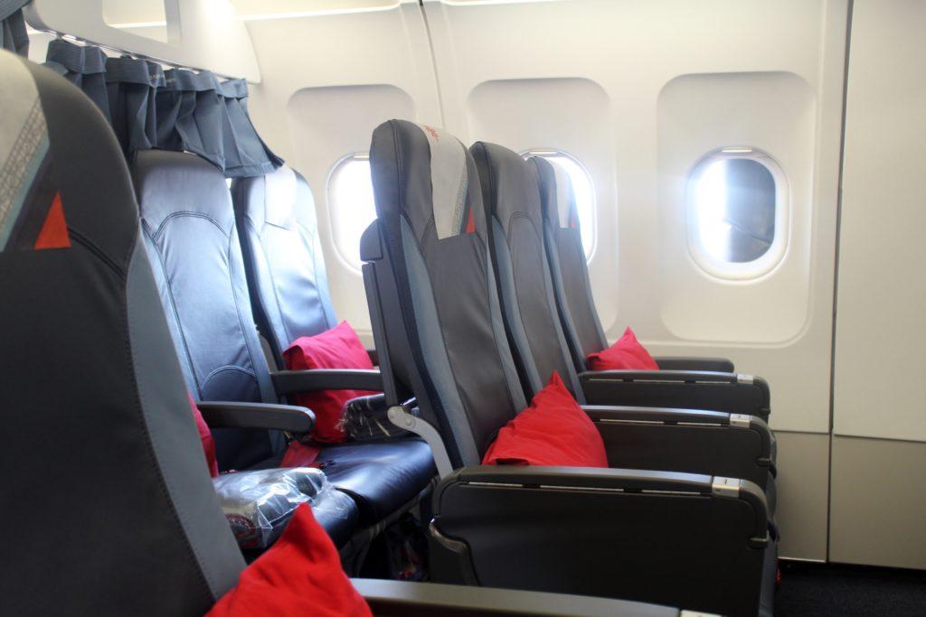 Air Serbia Business Class London-Belgrade