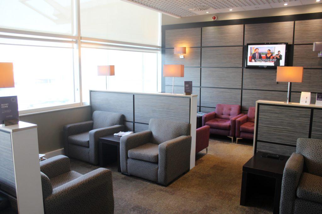 Aspire Lounge, Birmingham