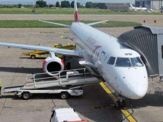 Austrian Airlines Business Class Belgrade-Vienna