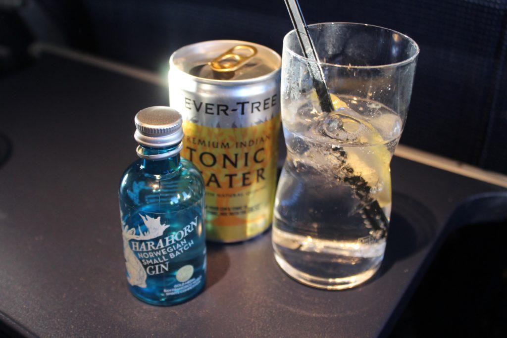 Harahorn gin on SAS