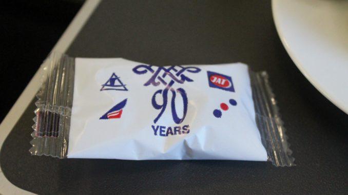 JAT and Air Serbia celebrating 90th birthday
