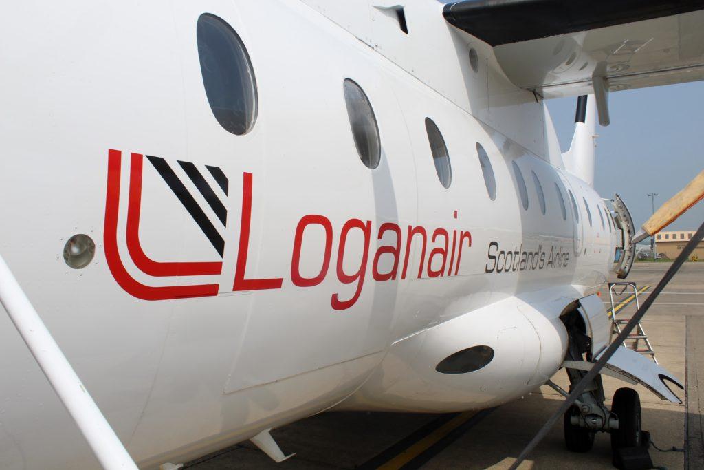 Loganair Isle of Man-Norwich