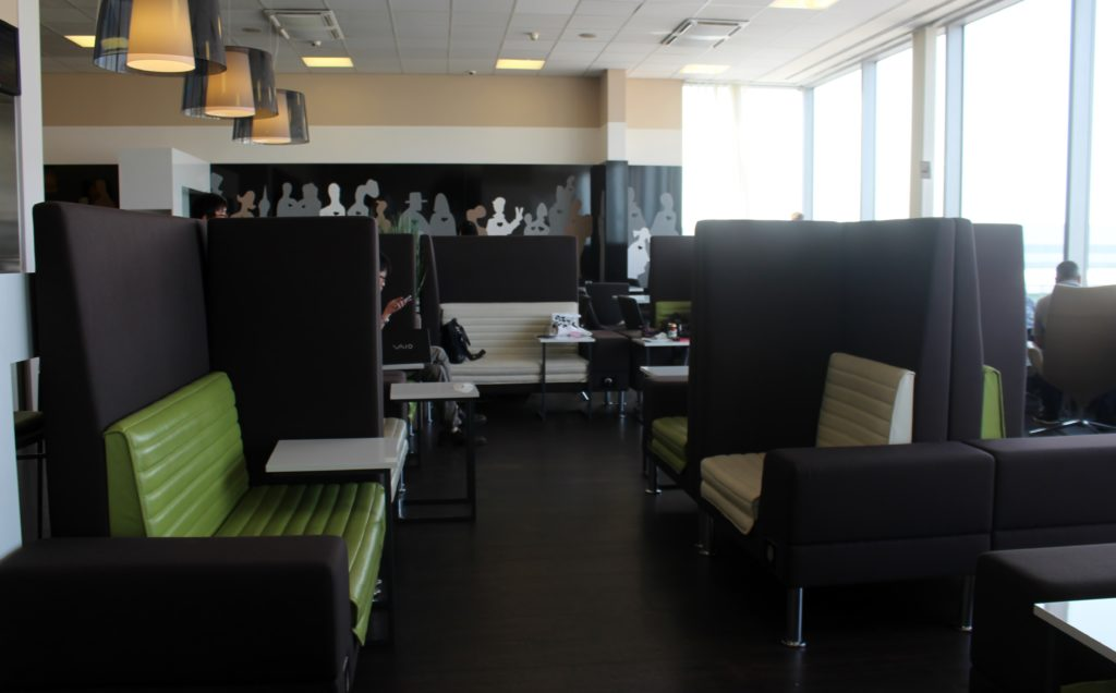 Menzies Aviation Lounge, Prague terminal 1