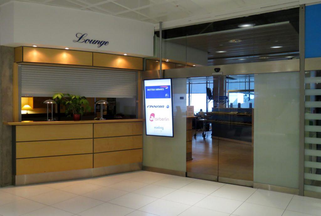 Menzies Business Lounge Gothenburg Landvetter