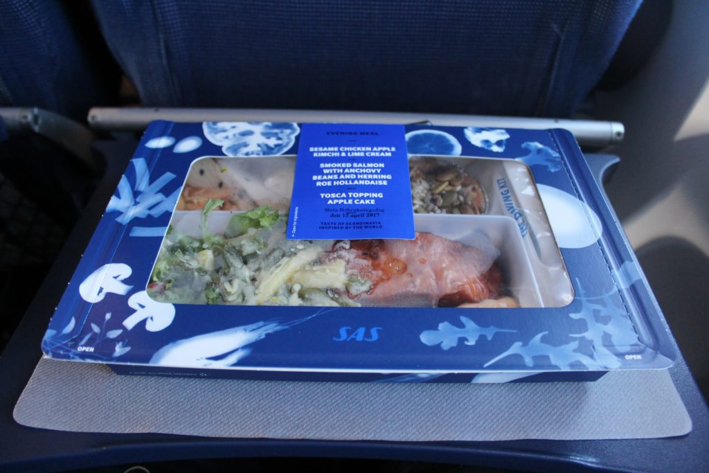 SAS Plus London Heathrow-Stockholm