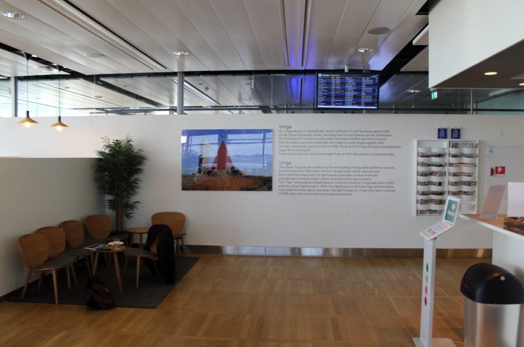 Vinga Lounge, Gothenburg Landvetter