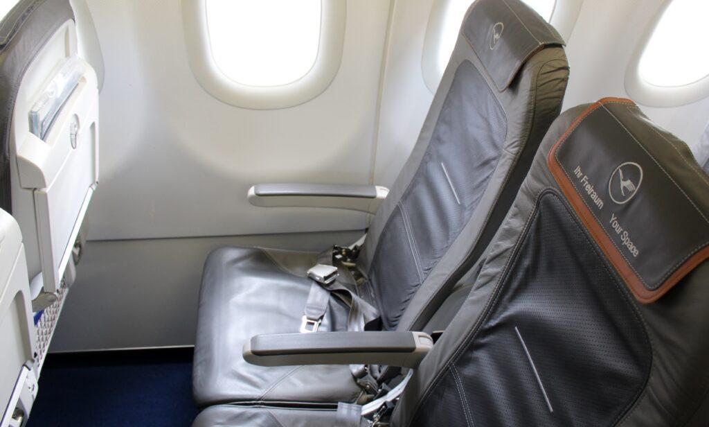 Lufthansa Business Class Stockholm-Munich