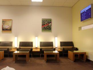 Air France Lounge, Frankfurt, Terminal 2