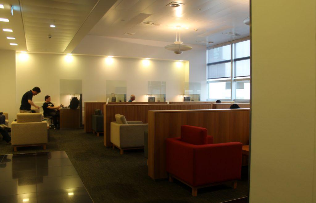 Cathay Pacific Lounge, Frankfurt, Terminal 2