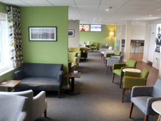 Executive Lounge, Exeter