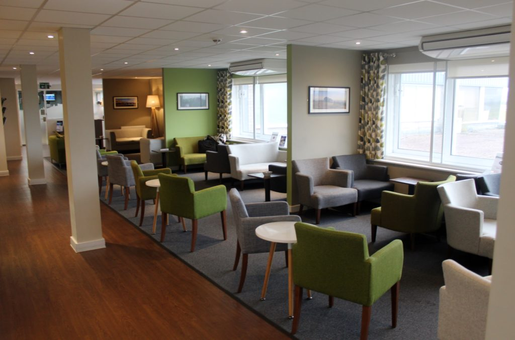 Executive Lounge, Exeter