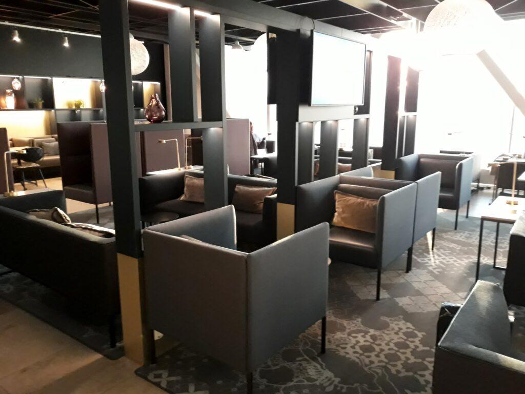 North Sea Lounge, Stavanger Sola