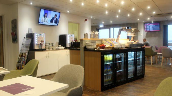 Premium Lounge, Durham Tees Valley Airport