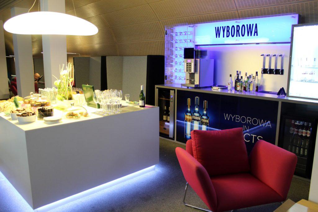 Business Executive Lounge, Poznan