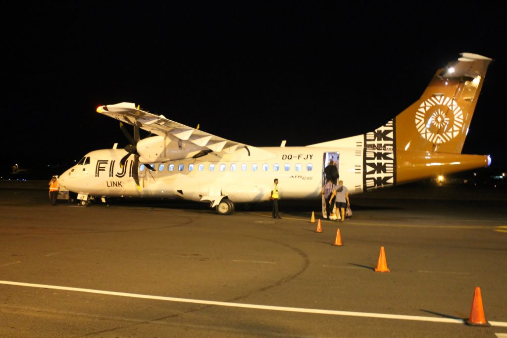 Fiji Link Nadi-Suva