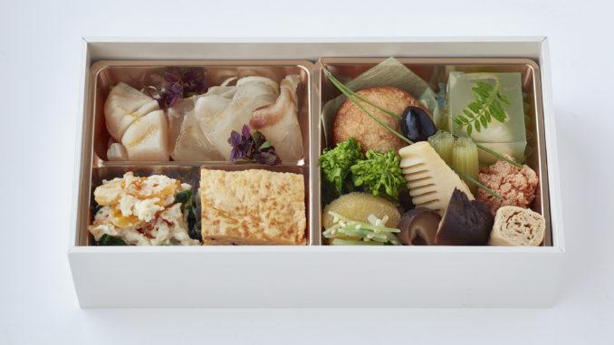 Finnair Japanese signature meals by Rika Maezawa
