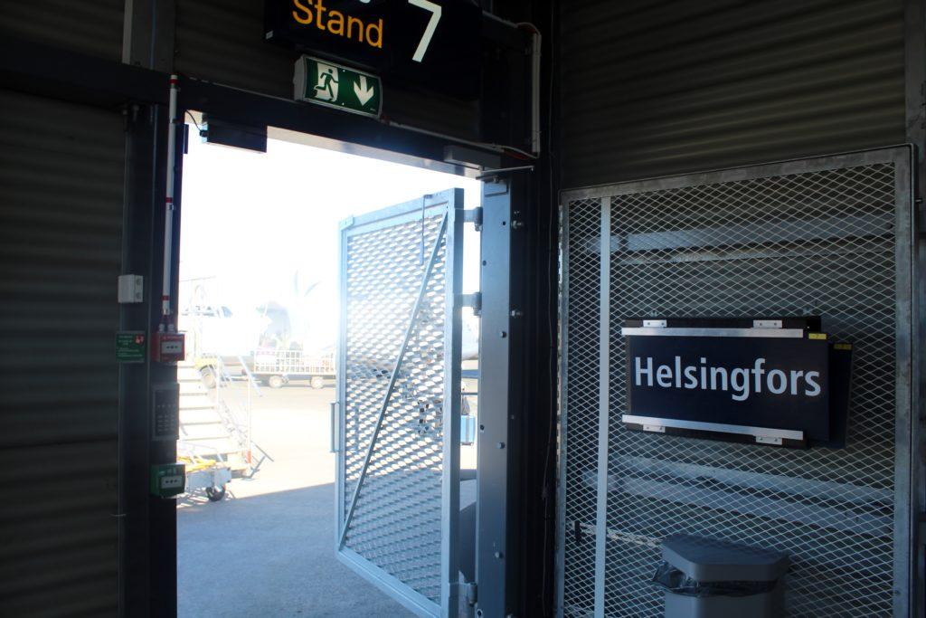 Finnair operated by BRA Stockholm Bromma-Helsinki